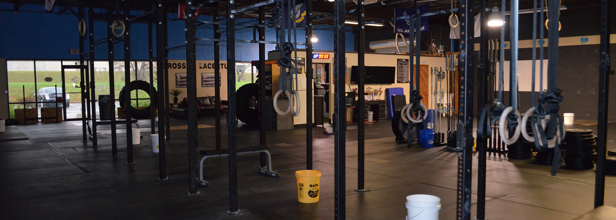 Looking For The Best Gym Near By? - CrossFit Lacertus